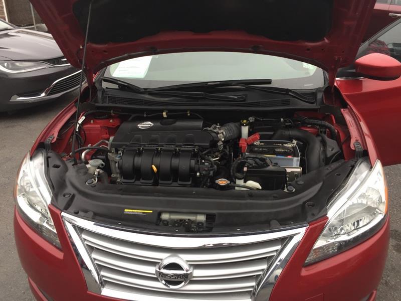2014 Nissan Sentra S CVT - Nashville TN