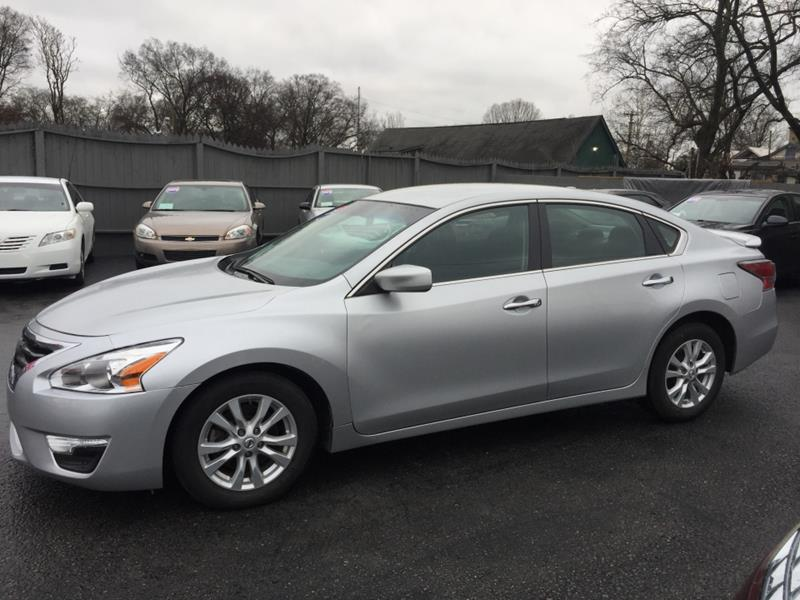 2014 Nissan Altima 2.5 4dr Sedan - Nashville TN