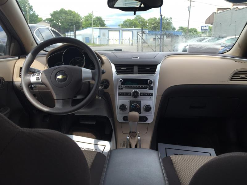 2012 Chevrolet Malibu LS Fleet 4dr Sedan - Nashville TN