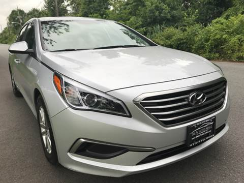 2016 Hyundai Sonata for sale in Clifton, NJ