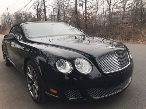 2011 Bentley Continental GTC Speed for sale in Clifton, NJ