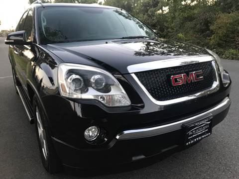 2008 GMC Acadia for sale in Clifton, NJ