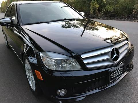 2008 Mercedes-Benz C-Class for sale in Clifton, NJ