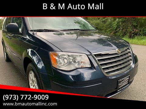 2008 Chrysler Town and Country for sale in Clifton, NJ