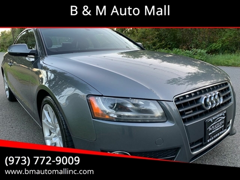 2012 Audi A5 for sale in Clifton, NJ