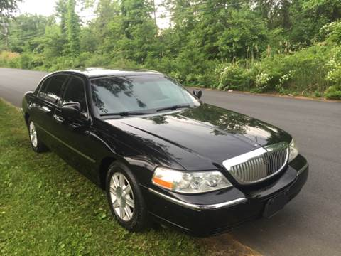 2007 Lincoln Town Car for sale in Clifton, NJ