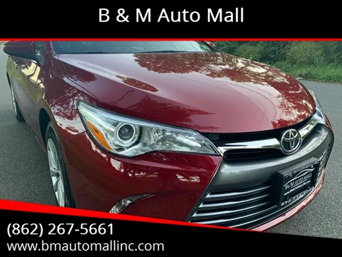 2015 Toyota Camry for sale in Clifton, NJ