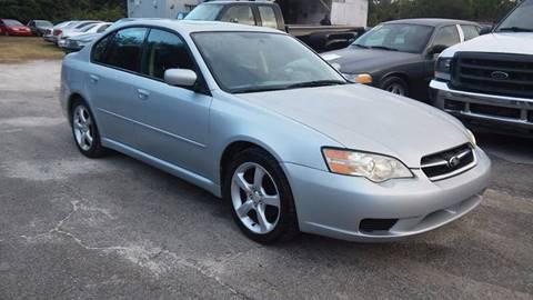 2006 Subaru Legacy For Sale In Westport Ma Carsforsale