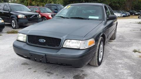 2007 Ford Crown Victoria for sale in Sebring, FL