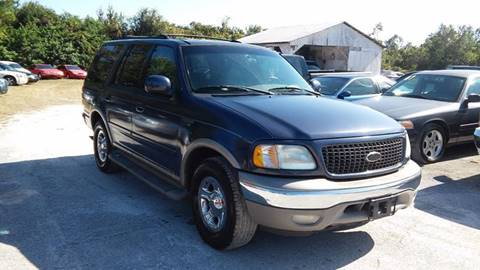 2002 Ford Expedition for sale in Sebring, FL