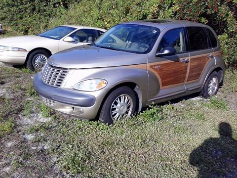 2002 Chrysler PT Cruiser for sale in Sebring, FL