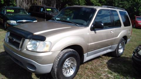 2001 Ford Explorer Sport for sale in Sebring, FL