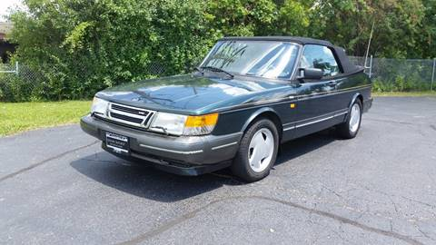 1992 Saab 900 for sale in Rolling Meadows, IL