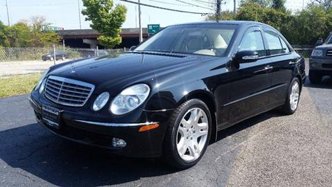 2003 Mercedes-Benz E-Class for sale at Luxury Imports Auto Sales and Service in Rolling Meadows IL
