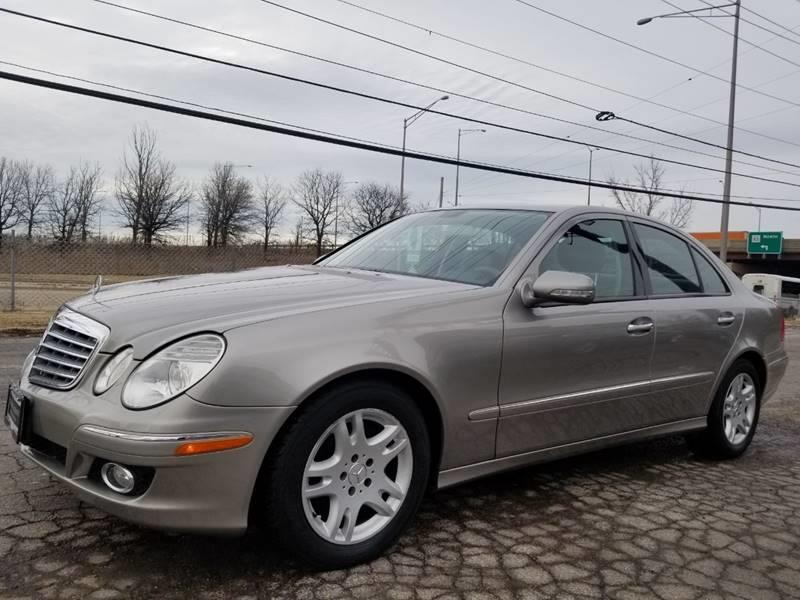 2007 Mercedes-Benz E-Class for sale at Luxury Imports Auto Sales and Service in Rolling Meadows IL