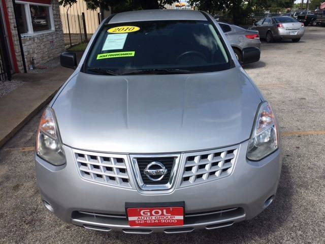 2010 Nissan Rogue AWD S 4dr Crossover - Austin TX