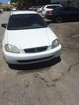 1997 Honda Civic for sale in Panama City, FL