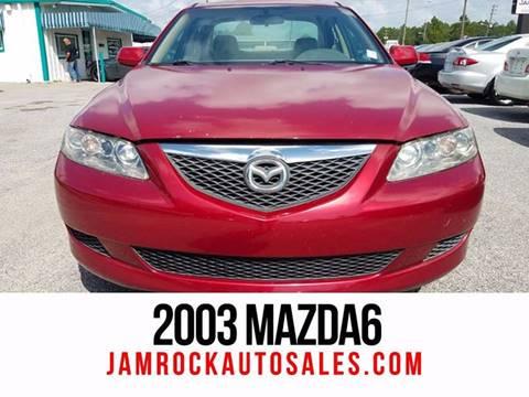 2003 Mazda MAZDA6 for sale in Panama City, FL