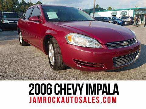 2006 Chevrolet Impala for sale in Panama City, FL