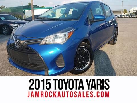 2015 Toyota Yaris for sale in Panama City, FL