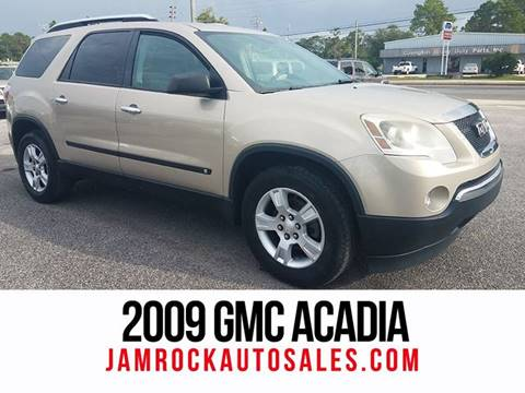 2009 GMC Acadia for sale in Panama City, FL