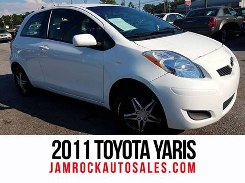 2011 Toyota Yaris For Sale In Panama City, FL