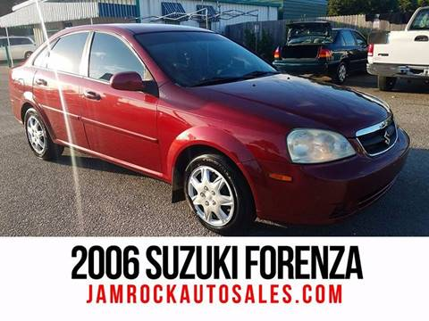 2006 Suzuki Forenza for sale in Panama City, FL