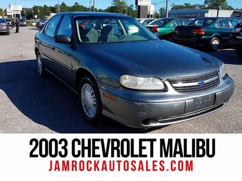 2003 Chevrolet Malibu for sale in Panama City, FL
