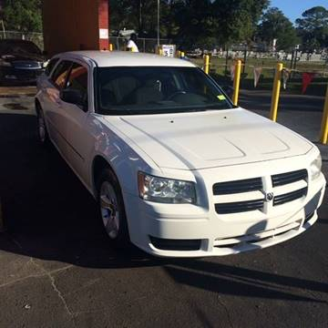 2008 Dodge Magnum for sale at Jamrock Auto Sales of Panama City in Panama City FL