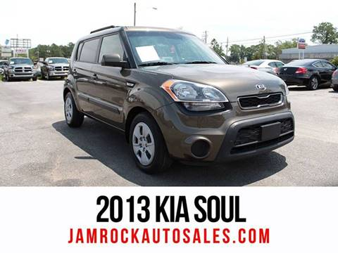 2013 Kia Soul For Sale In Panama City, FL