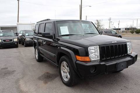 2006 Jeep Commander for sale in Panama City, FL