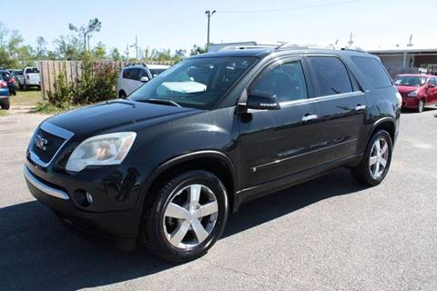 2010 GMC Acadia for sale in Panama City, FL
