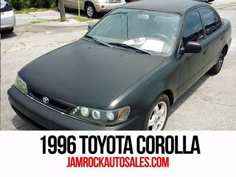 1996 Toyota Corolla for sale in Panama City, FL