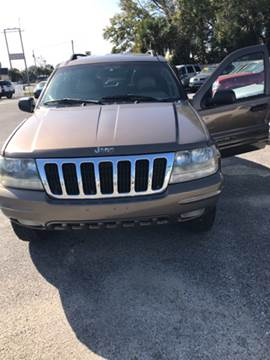 2002 Jeep Grand Cherokee for sale in Panama City, FL
