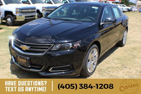 2017 Chevrolet Impala for sale in Okarche, OK
