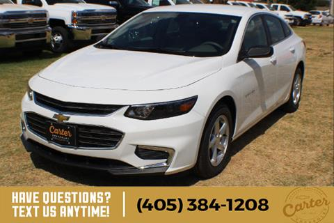 2018 Chevrolet Malibu for sale in Okarche, OK
