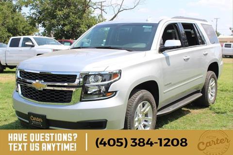 2018 Chevrolet Tahoe for sale in Okarche, OK