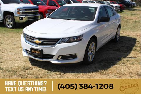 2018 Chevrolet Impala for sale in Okarche, OK