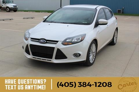 2014 Ford Focus for sale in Okarche, OK