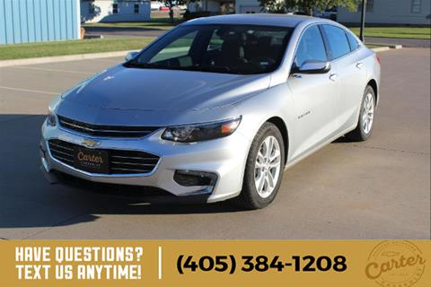 2016 Chevrolet Malibu for sale in Okarche, OK