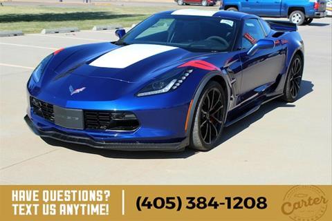 2017 Chevrolet Corvette for sale in Okarche, OK