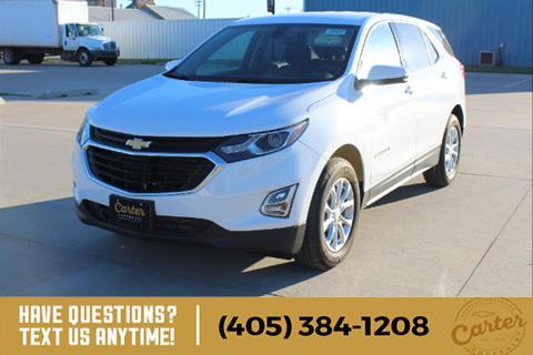 2018 Chevrolet Equinox for sale in Okarche, OK