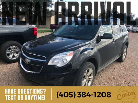2014 Chevrolet Equinox for sale in Okarche, OK