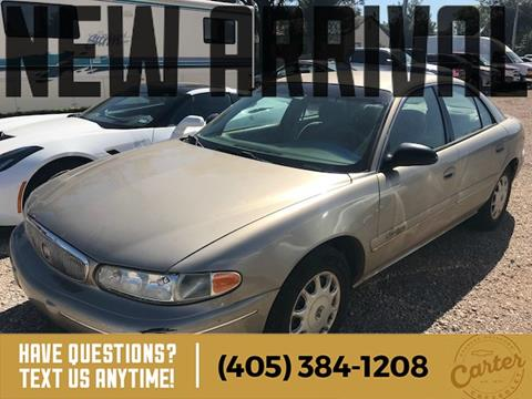 2000 Buick Century for sale in Okarche, OK