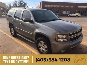 2007 Chevrolet Tahoe for sale in Okarche, OK
