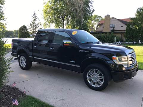 2013 Ford F-150 for sale at Firl Auto Sales in Fond Du Lac WI