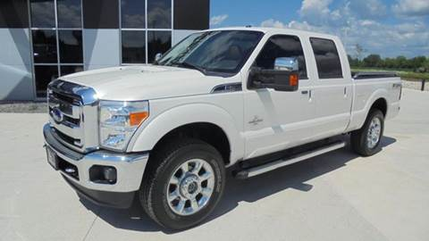 2011 Ford F-250 Super Duty for sale at Firl Auto Sales in Fond Du Lac WI