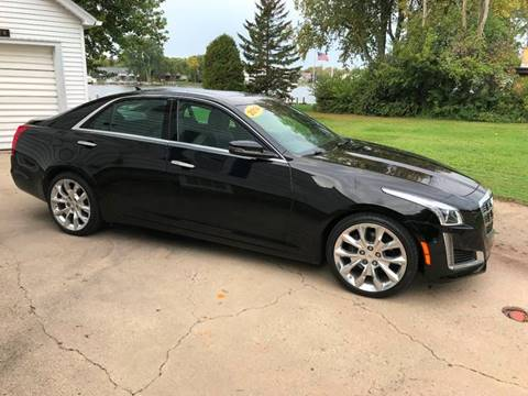 2014 Cadillac CTS for sale at Firl Auto Sales in Fond Du Lac WI