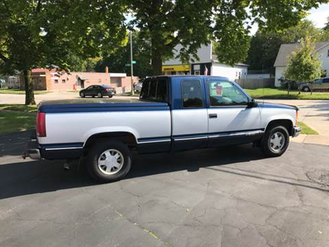 1996 Chevrolet C/K 1500 Series for sale at Firl Auto Sales in Fond Du Lac WI