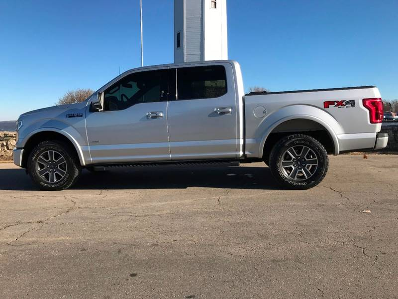 2015 Ford F-150 for sale at Firl Auto Sales in Fond Du Lac WI